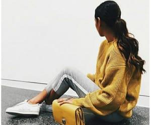 aesthetic, fashion, and grey image