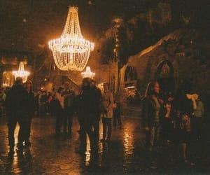 chandelier, art, and beautiful image