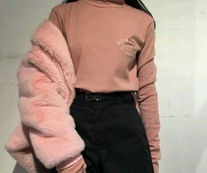 pink, clothes, and outfit image