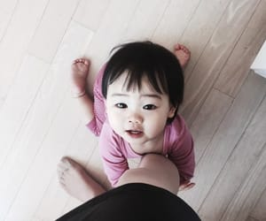 asian, asian baby, and baby image