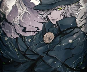 fate and edmond dantes image
