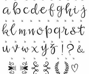 calligraphy and school image