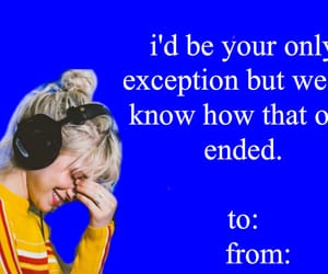meme, paramore, and valentines image