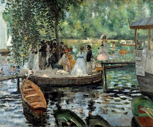 Renoir, painting, and art image