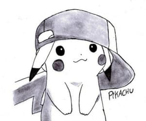 hats, pikachu, and cute image