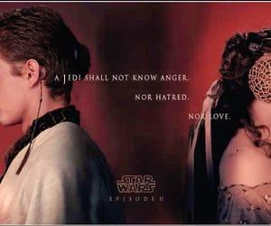 star wars, anakin, and prequels image