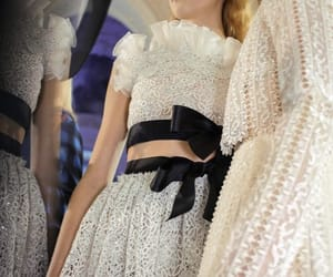 backstage, beautiful, and Couture image