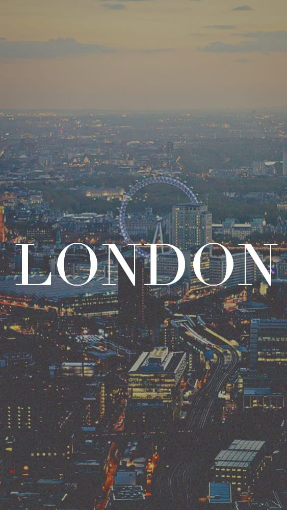 I Love London Discovered By Sahibalrism On We Heart It