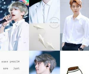 exo, kpop, and wallpaper kpop image