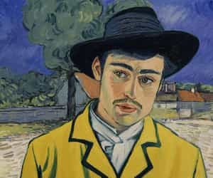 cinema, movie, and loving vincent image