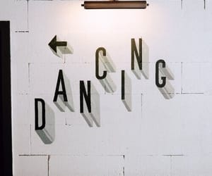 dancing, dance, and aesthetic image