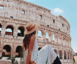 travel, fashion, and italy image