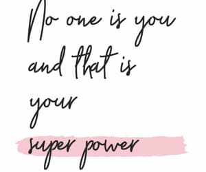 quotes, super power, and words image