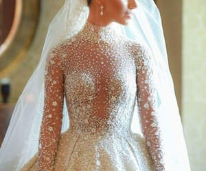beautiful, bridal, and egyptian image