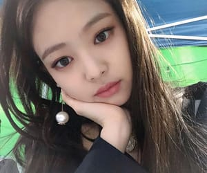 blackpink, jennie, and jennie kim image