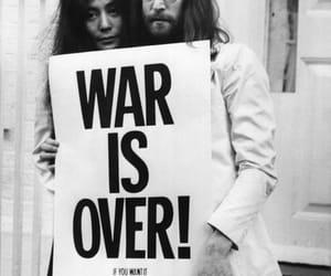 john lennon, quotes, and Yoko Ono image