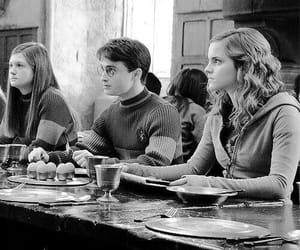 harry potter, hermione granger, and ginny weasley image