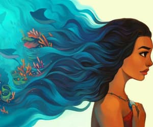 disney and vaiana image