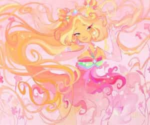flora and winx club image