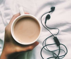 music, coffee, and article image