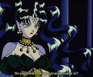 anime, moon, and japan image