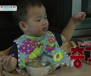 child, reaction, and korean image