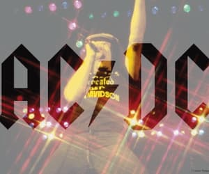 ac dc, rock, and ACDC image