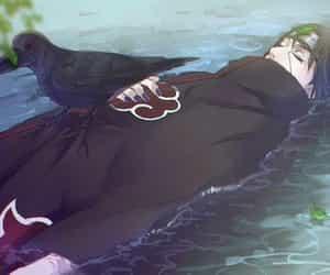 akatsuki and itachi uchiha image