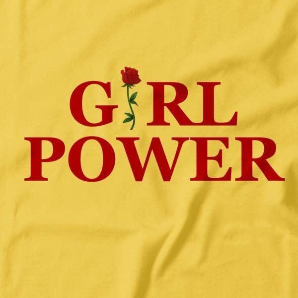 feminism, fierce, and girlpower image