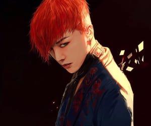 bigbang, g-dragon, and kpop image