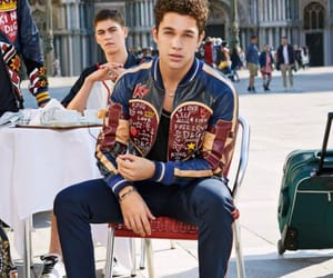 Dolce & Gabbana, king, and austin mahone image