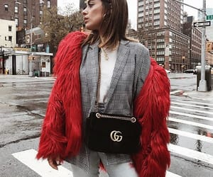 city, cold, and gucci image