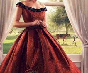 beautiful, dress, and fancy image