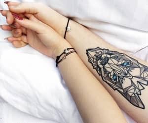 tattoo, boy, and couple image