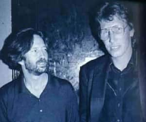 Pink Floyd, roger waters, and eric clapton image
