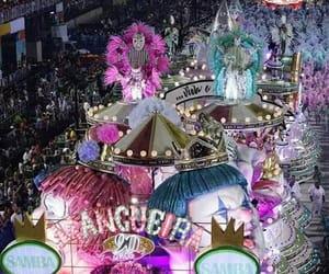 brasil, carnaval, and rio de janeiro image