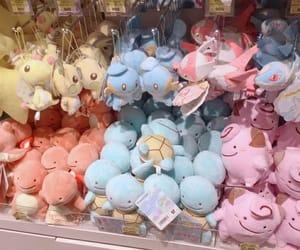 blue, plushies, and pokemon image