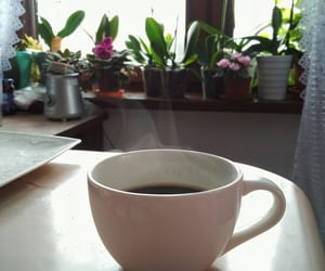 black coffee, cafe, and coffe image