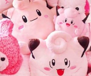 pink, plushies, and pokemon image