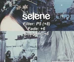 cam, filters, and selene image