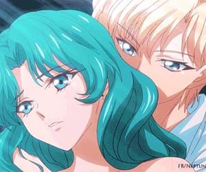 anime and sailor moon image