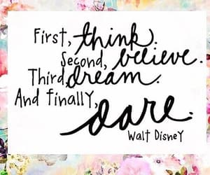quotes, Dream, and believe image