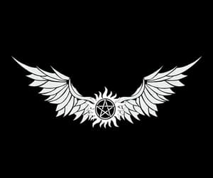 supernatural, winchester, and angel image