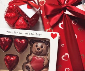 bear, candy, and chocolate image