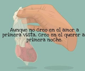 amor, frase, and fuerza image