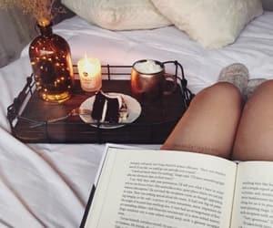 books, cozy, and fun image