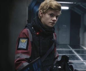 newt and the death cure image