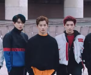 mark, winwin, and jaehyun image