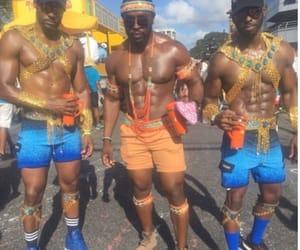 Caribbean, masquerader, and trinidad and tobago image