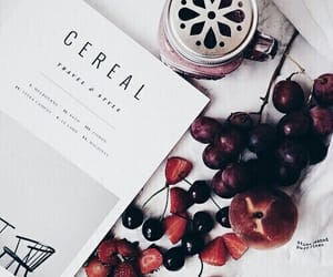 red, theme, and food image